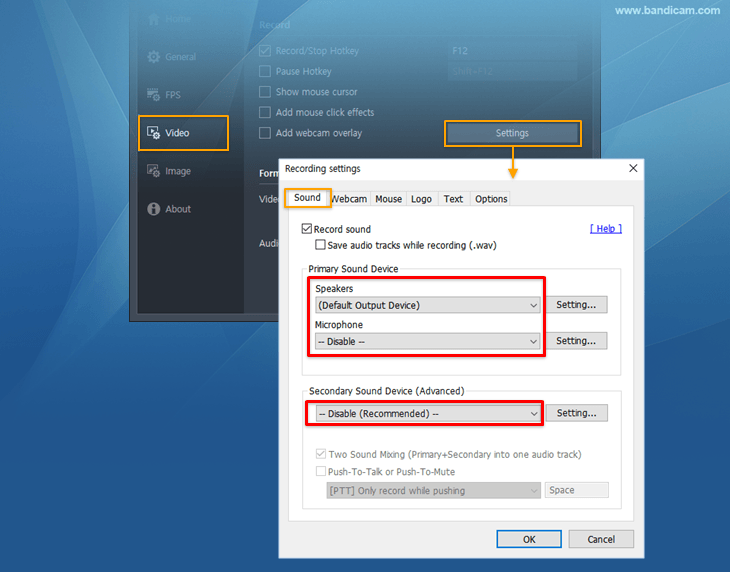 How to reduce lag when recording - Bandicam Screen Recorder