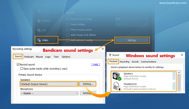BANDICAM PRIMARY SOUND CAPTURE WINDOWS XP DRIVER DOWNLOAD