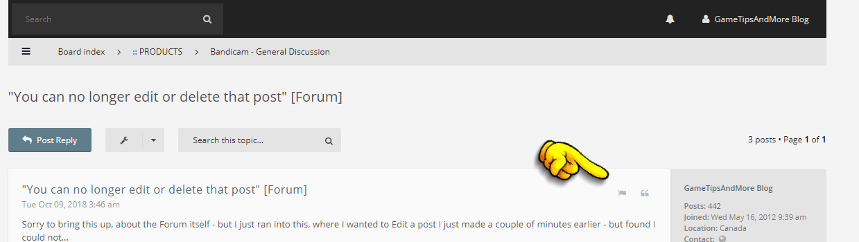 Bandicam Forum - Can No Longer Edit Or Delete Post (after a short time).jpg