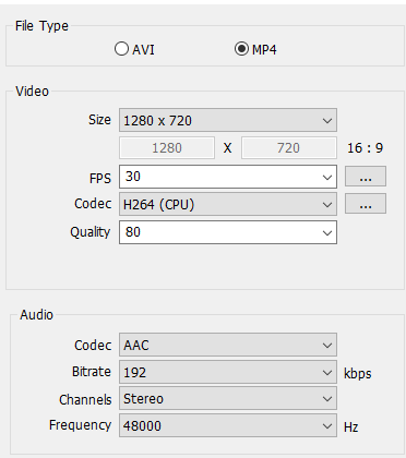bandicam settings.PNG