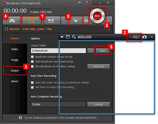 free screen video recorder no download