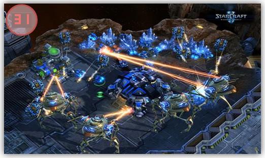 StarCraft 2 game recording software - Bandicam Game Recorder
