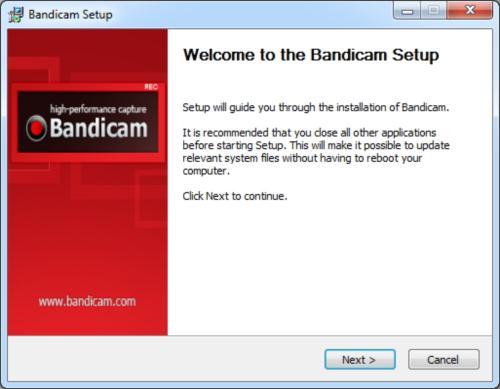 Download Bandicam