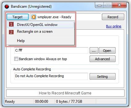 Bandicam 3.0.3.1025